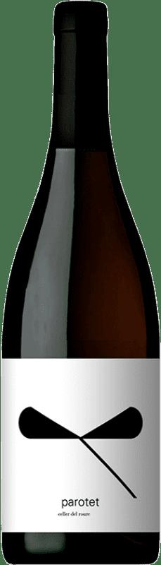 17,95 € 免费送货 | 红酒 Roure Parotet Joven D.O. Valencia 巴伦西亚社区 西班牙 Monastrell, Mandó 瓶子 75 cl