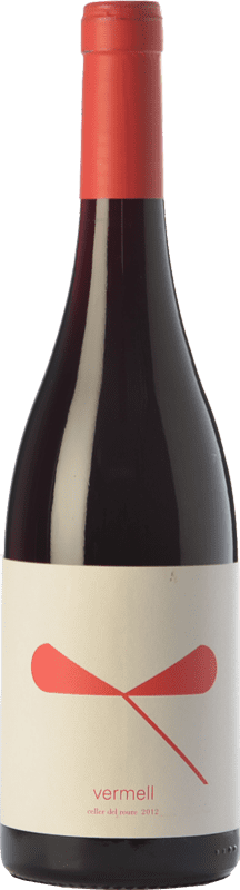 9,95 € Free Shipping | Red wine Roure Parotet Vermell Joven D.O. Valencia Valencian Community Spain Grenache, Monastrell, Mandó Bottle 75 cl