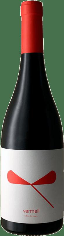 9,95 € 免费送货 | 红酒 Roure Parotet Vermell Joven D.O. Valencia 巴伦西亚社区 西班牙 Grenache, Monastrell, Mandó 瓶子 75 cl