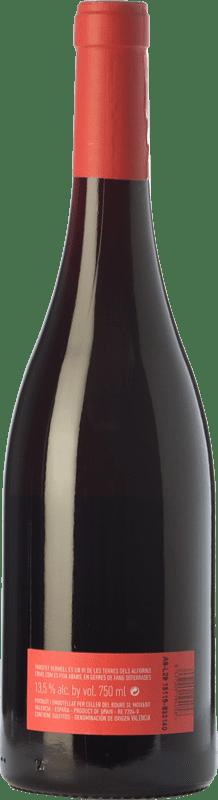 10,95 € Free Shipping   Red wine Roure Parotet Vermell Joven D.O. Valencia Valencian Community Spain Grenache, Monastrell, Mandó Bottle 75 cl