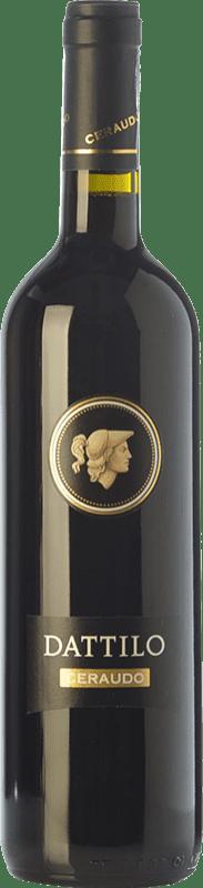 24,95 € Free Shipping | Red wine Ceraudo Dattilo I.G.T. Val di Neto Calabria Italy Gaglioppo Bottle 75 cl