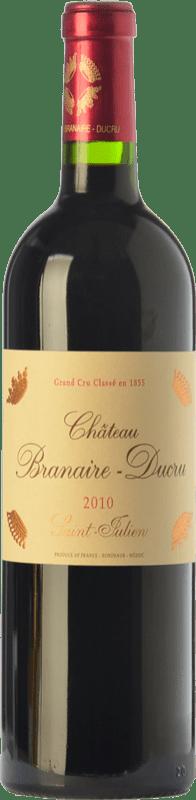 109,95 € Free Shipping | Red wine Château Branaire Ducru Reserva A.O.C. Saint-Julien Bordeaux France Merlot, Cabernet Sauvignon, Cabernet Franc, Petit Verdot Bottle 75 cl