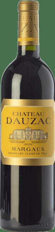61,95 € Free Shipping | Red wine Château Dauzac Crianza A.O.C. Margaux Bordeaux France Merlot, Cabernet Sauvignon Bottle 75 cl