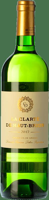 108,95 € | White wine Château Haut-Brion La Clarté Crianza A.O.C. Pessac-Léognan Bordeaux France Sauvignon White, Sémillon Bottle 75 cl