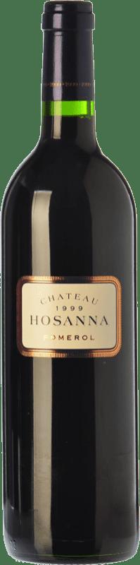 121,95 € Free Shipping | Red wine Château Hosanna Reserva 2007 A.O.C. Pomerol Bordeaux France Merlot, Cabernet Franc Bottle 75 cl