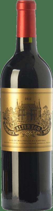 98,95 € Free Shipping | Red wine Château Palmer Alter Ego Crianza A.O.C. Margaux Bordeaux France Merlot, Cabernet Sauvignon, Petit Verdot Bottle 75 cl