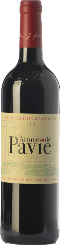139,95 € Free Shipping | Red wine Château Pavie Arômes Crianza A.O.C. Saint-Émilion Grand Cru Bordeaux France Merlot, Cabernet Sauvignon, Cabernet Franc Bottle 75 cl