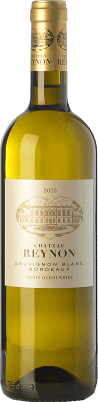 9,95 € Envoi gratuit | Vin blanc Château Reynon Blanc Crianza A.O.C. Bordeaux Bordeaux France Sauvignon Blanc Bouteille 75 cl