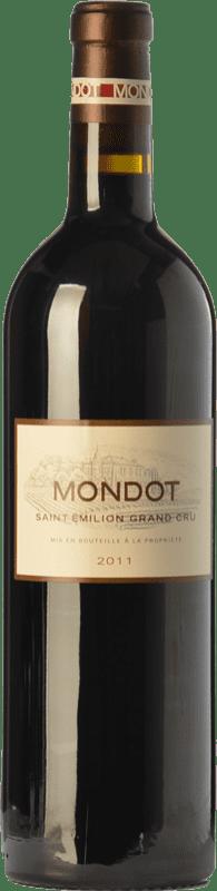 31,95 €   Red wine Château Troplong-Mondot Crianza A.O.C. Saint-Émilion Grand Cru Bordeaux France Merlot, Cabernet Sauvignon, Cabernet Franc Bottle 75 cl