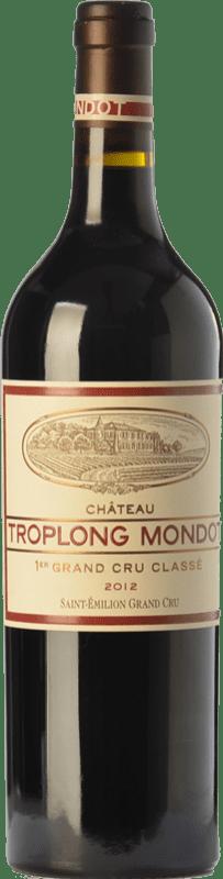 178,95 €   Red wine Château Troplong-Mondot Reserva A.O.C. Saint-Émilion Grand Cru Bordeaux France Merlot, Cabernet Sauvignon, Cabernet Franc Bottle 75 cl