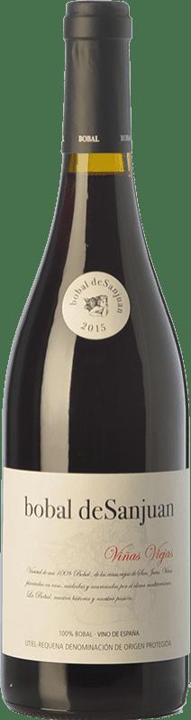 8,95 € Envoi gratuit | Vin rouge Valsangiacomo Bobal de Sanjuan Joven D.O. Utiel-Requena Communauté valencienne Espagne Bobal Bouteille 75 cl