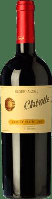 Chivite Colección 125 Tempranillo Navarra Reserva 75 cl