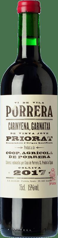 17,95 € Free Shipping   Red wine Finques Cims de Porrera Vi de Vila Crianza D.O.Ca. Priorat Catalonia Spain Grenache, Carignan Bottle 75 cl