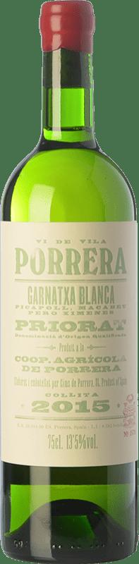 15,95 € Free Shipping   White wine Finques Cims de Porrera Vi de Vila Blanc Crianza D.O.Ca. Priorat Catalonia Spain Grenache White, Pedro Ximénez, Picapoll Bottle 75 cl