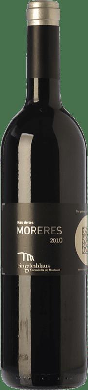 13,95 € Free Shipping   Red wine Cingles Blaus Mas de les Moreres Crianza D.O. Montsant Catalonia Spain Merlot, Grenache, Cabernet Sauvignon, Carignan Bottle 75 cl