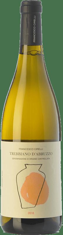 26,95 € | White wine Cirelli Anfora D.O.C. Trebbiano d'Abruzzo Abruzzo Italy Trebbiano d'Abruzzo Bottle 75 cl