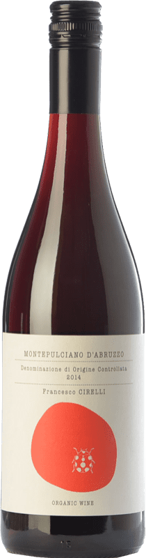 14,95 € | Red wine Cirelli D.O.C. Montepulciano d'Abruzzo Abruzzo Italy Montepulciano Bottle 75 cl