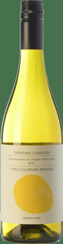 14,95 € | White wine Cirelli D.O.C. Trebbiano d'Abruzzo Abruzzo Italy Trebbiano d'Abruzzo Bottle 75 cl
