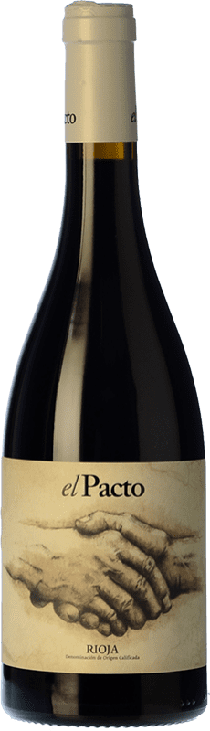 14,95 € | Red wine Classica El Pacto Crianza D.O.Ca. Rioja The Rioja Spain Tempranillo, Grenache Bottle 75 cl