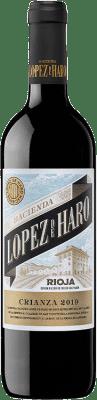Classica Hacienda López de Haro Rioja Crianza 75 cl