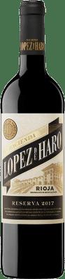 Classica Hacienda López de Haro Rioja Reserva 75 cl