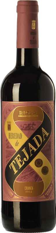 4,95 € Envoi gratuit   Vin rouge Classica Heredad de Tejada Crianza D.O.Ca. Rioja La Rioja Espagne Tempranillo Bouteille 75 cl