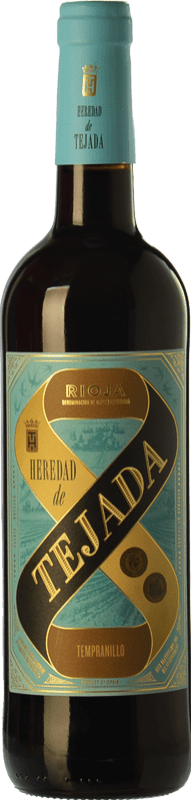 5,95 € Envoi gratuit   Vin rouge Classica Heredad de Tejada Joven D.O.Ca. Rioja La Rioja Espagne Tempranillo Bouteille 75 cl