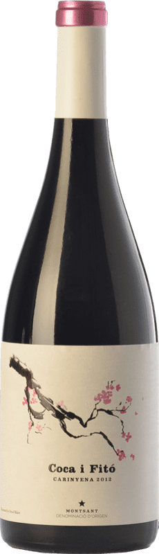 31,95 € | Red wine Coca i Fitó Carinyena Crianza D.O. Montsant Catalonia Spain Carignan Bottle 75 cl