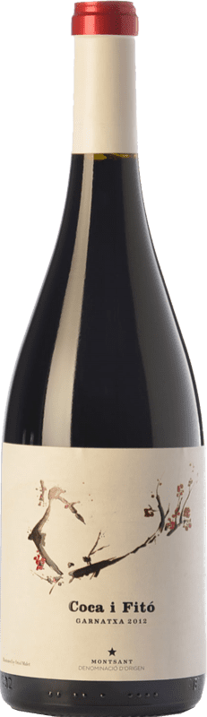 25,95 € Free Shipping | Red wine Coca i Fitó Garnatxa Crianza D.O. Montsant Catalonia Spain Grenache Bottle 75 cl