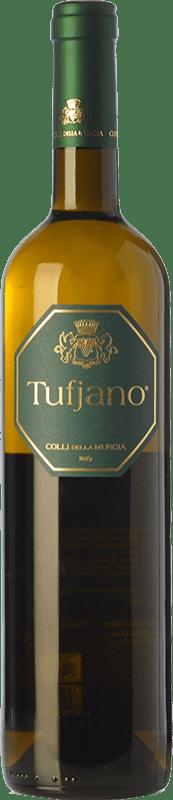 19,95 € Free Shipping | White wine Colli della Murgia Tufjano I.G.T. Puglia Puglia Italy Fiano di Puglia Bottle 75 cl