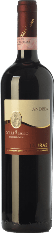 26,95 € | Red wine Colli di Lapio Andrea D.O.C.G. Taurasi Campania Italy Aglianico Bottle 75 cl