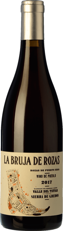 41,95 € | Red wine Comando G La Bruja Avería Joven D.O. Vinos de Madrid Madrid's community Spain Grenache Magnum Bottle 1,5 L