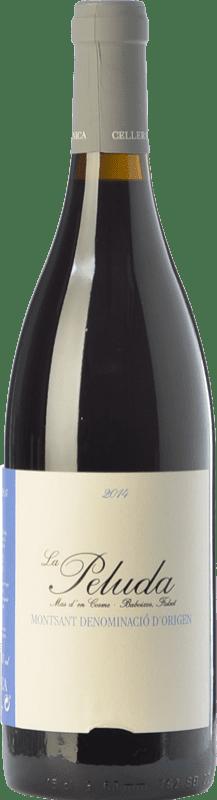 23,95 € Free Shipping | Red wine Comunica La Peluda Joven D.O. Montsant Catalonia Spain Grenache Hairy Bottle 75 cl