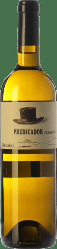 31,95 € Envío gratis | Vino blanco Contador Predicador D.O.Ca. Rioja La Rioja España Viura, Malvasía, Garnacha Blanca Botella 75 cl
