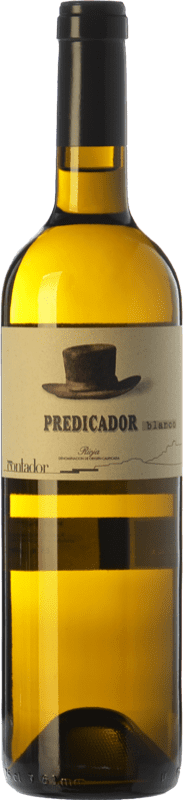 25,95 € Free Shipping | White wine Contador Predicador D.O.Ca. Rioja The Rioja Spain Viura, Malvasía, Grenache White Bottle 75 cl