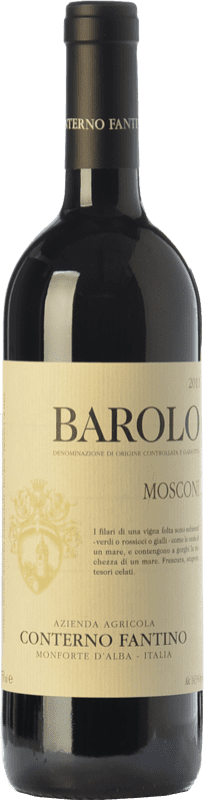 64,95 € | Red wine Conterno Fantino Mosconi Vigna Ped D.O.C.G. Barolo Piemonte Italy Nebbiolo Bottle 75 cl