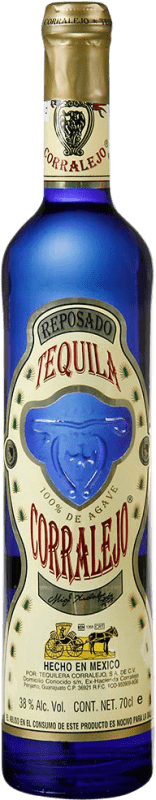 33,95 € Envío gratis | Tequila Corralejo Reposado Mexico Botella 70 cl