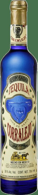 33,95 € Envoi gratuit | Tequila Corralejo Reposado Mexique Bouteille 70 cl