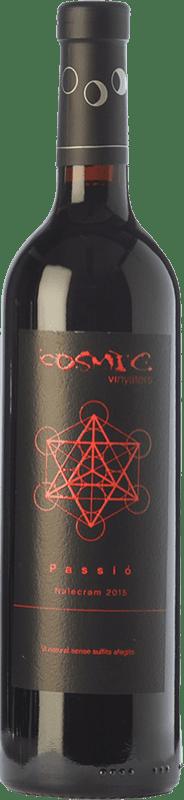 19,95 € | Red wine Còsmic Passió Joven Spain Marcelan Bottle 75 cl