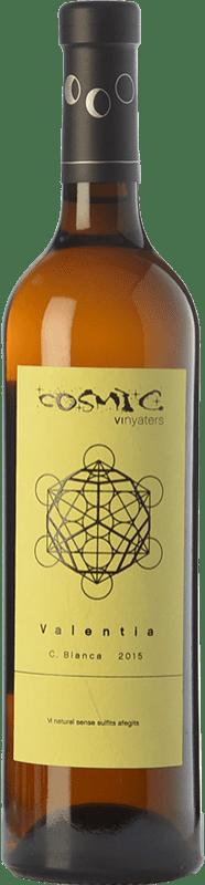21,95 € | White wine Còsmic Valentia D.O. Empordà Catalonia Spain Carignan White Bottle 75 cl