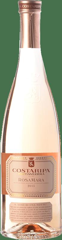 14,95 € | Rosé wine Costaripa RosaMara D.O.C. Valtenesi Lombardia Italy Sangiovese, Barbera, Marzemino, Groppello Bottle 75 cl