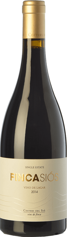 31,95 € | Red wine Costers del Sió Finca Siós Crianza D.O. Costers del Segre Catalonia Spain Tempranillo, Syrah, Grenache, Cabernet Sauvignon Bottle 75 cl