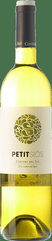 9,95 € | White wine Costers del Sió Petit Siós Blanc D.O. Costers del Segre Catalonia Spain Chardonnay, Sauvignon White, Muscatel Small Grain Bottle 75 cl