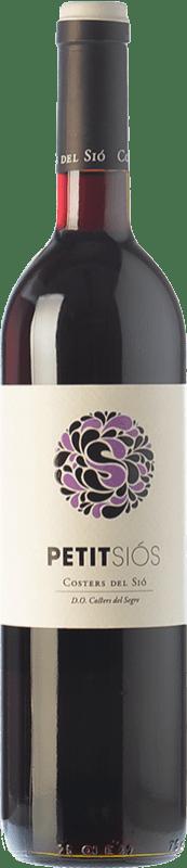 9,95 € | Red wine Costers del Sió Petit Siós Negre Joven D.O. Costers del Segre Catalonia Spain Tempranillo, Grenache, Cabernet Sauvignon Bottle 75 cl
