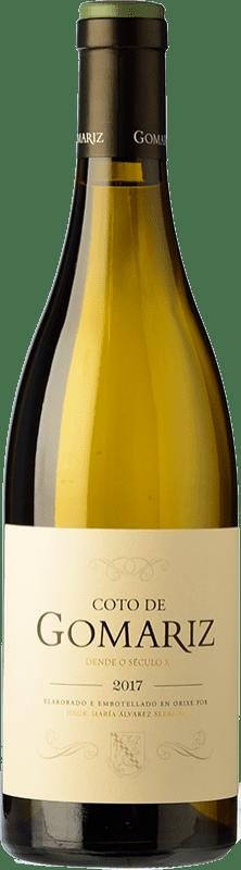 12,95 € Free Shipping | White wine Coto de Gomariz D.O. Ribeiro Galicia Spain Godello, Loureiro, Treixadura, Albariño Bottle 75 cl