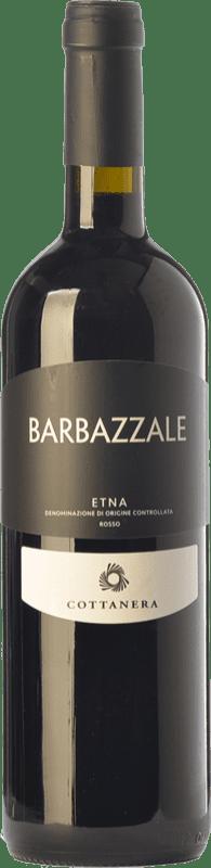 12,95 € | Red wine Cottanera Barbazzale Rosso D.O.C. Etna Sicily Italy Nerello Mascalese, Nerello Cappuccio Bottle 75 cl