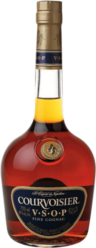 26,95 € Free Shipping | Cognac Courvoisier V.S.O.P. Very Superior Old Pale A.O.C. Cognac France Bottle 70 cl