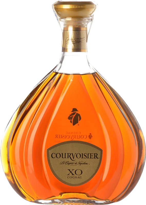 105,95 € Free Shipping | Cognac Courvoisier X.O. Extra Old A.O.C. Cognac France Bottle 70 cl