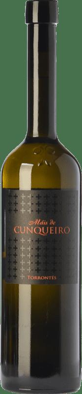 15,95 € Free Shipping | White wine Cunqueiro Máis D.O. Ribeiro Galicia Spain Torrontés Bottle 75 cl