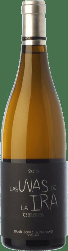 29,95 € Free Shipping | White wine Landi Las Uvas de la Ira Crianza D.O. Méntrida Castilla la Mancha Spain Albillo Bottle 75 cl